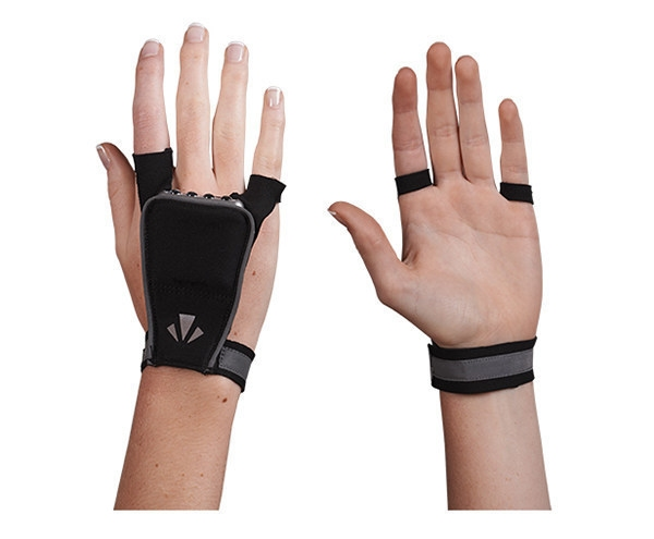 For warmer climates, the new RunLites SLING is perfect for those wanting hands-free access to light without wanting to wear an actual glove. www.gorunlites.com