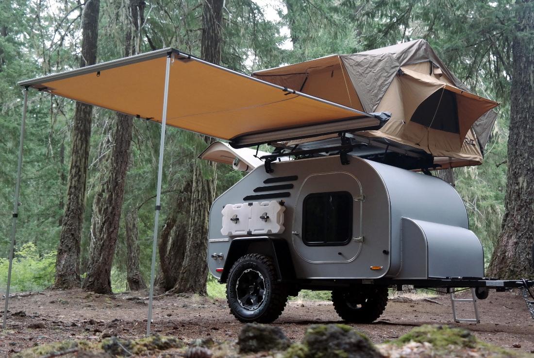 Terradrop Off Road Trailer Outdoor Revival