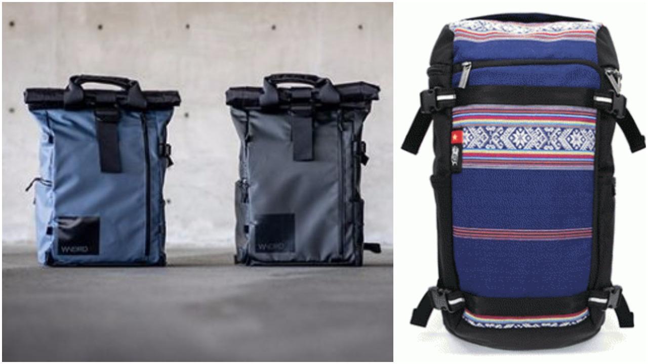 WANDRD/Ethnotek Bags