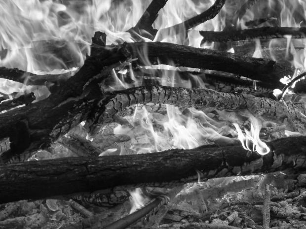 campfire - credit: BushcraftUK.com