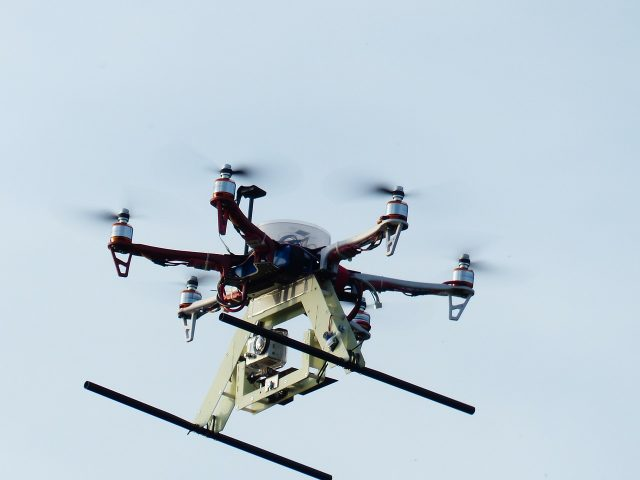example of a drone