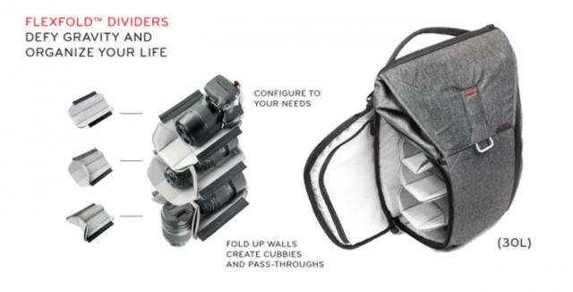 Peak Design - Flexfold dividers