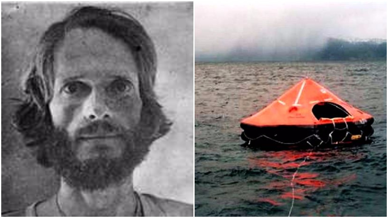For 76 Days This Man Was Adrift In The Atlantic Survived