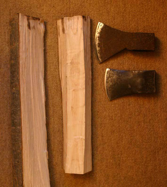 Need A New Handle For Your Axe This Simple Step By Step