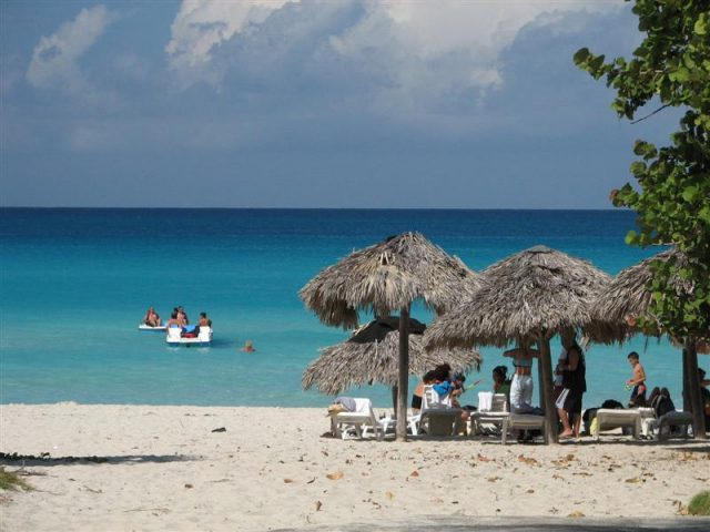 Varadero Beach already gets 1 million foreign visitors per year