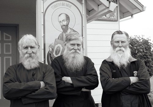 Russian Old Believers. Photo Credit