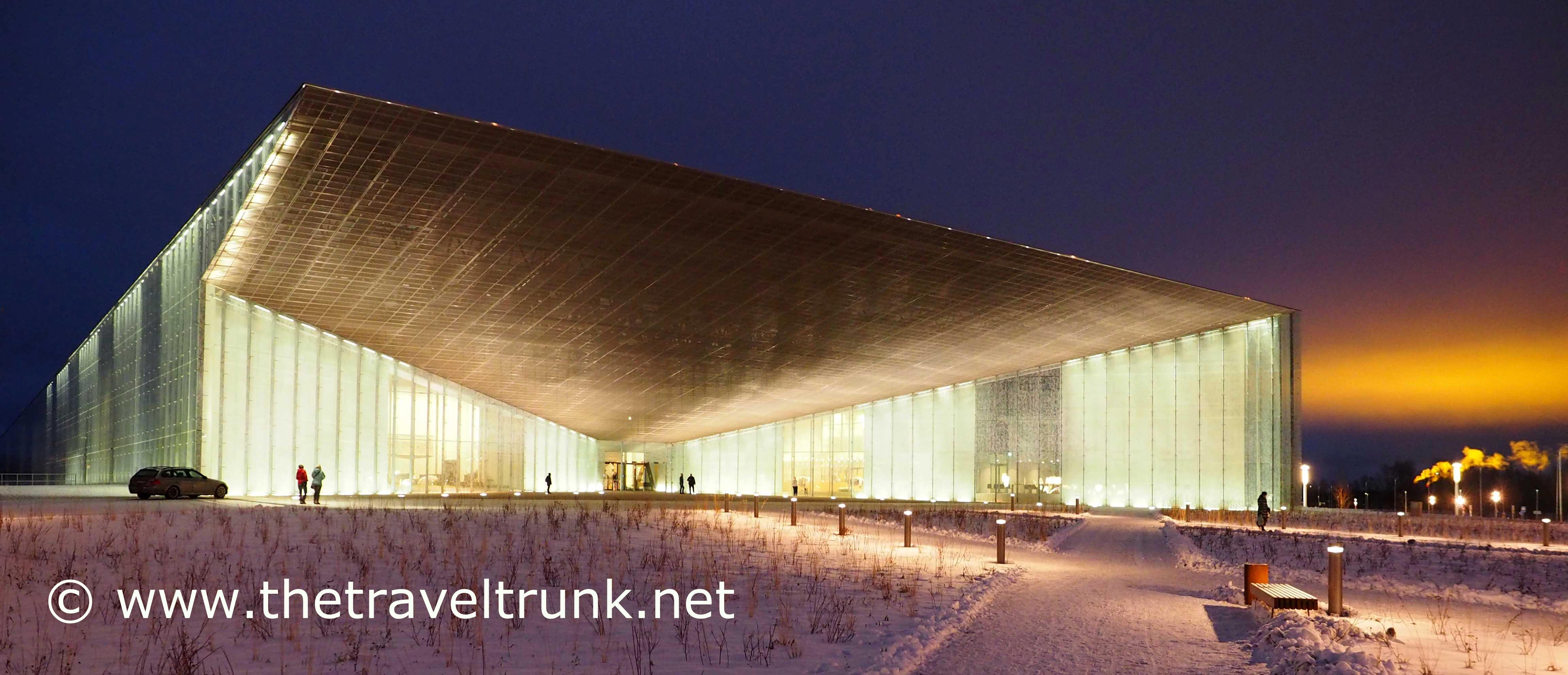 The new Estonian National Museum