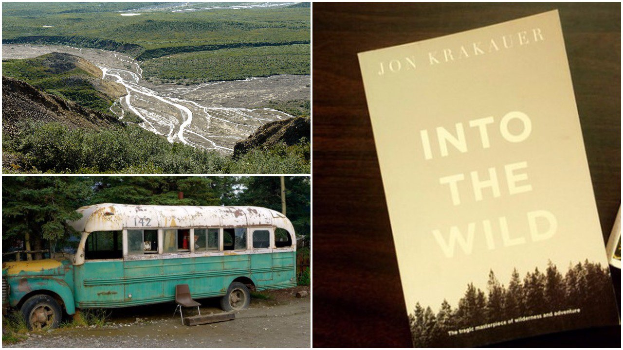 an analysis of the character of chris mccandless an american hiker and the inspiration behind jon kr Essay on death of an innocent, by chris mccandless analysis of jon krakauer's into the wild essay - throughout character of chris mccandless]:: 1.