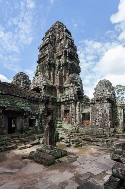 Banteay Kdei, Angkor Source: By Diego Delso, CC BY-SA 3.0,