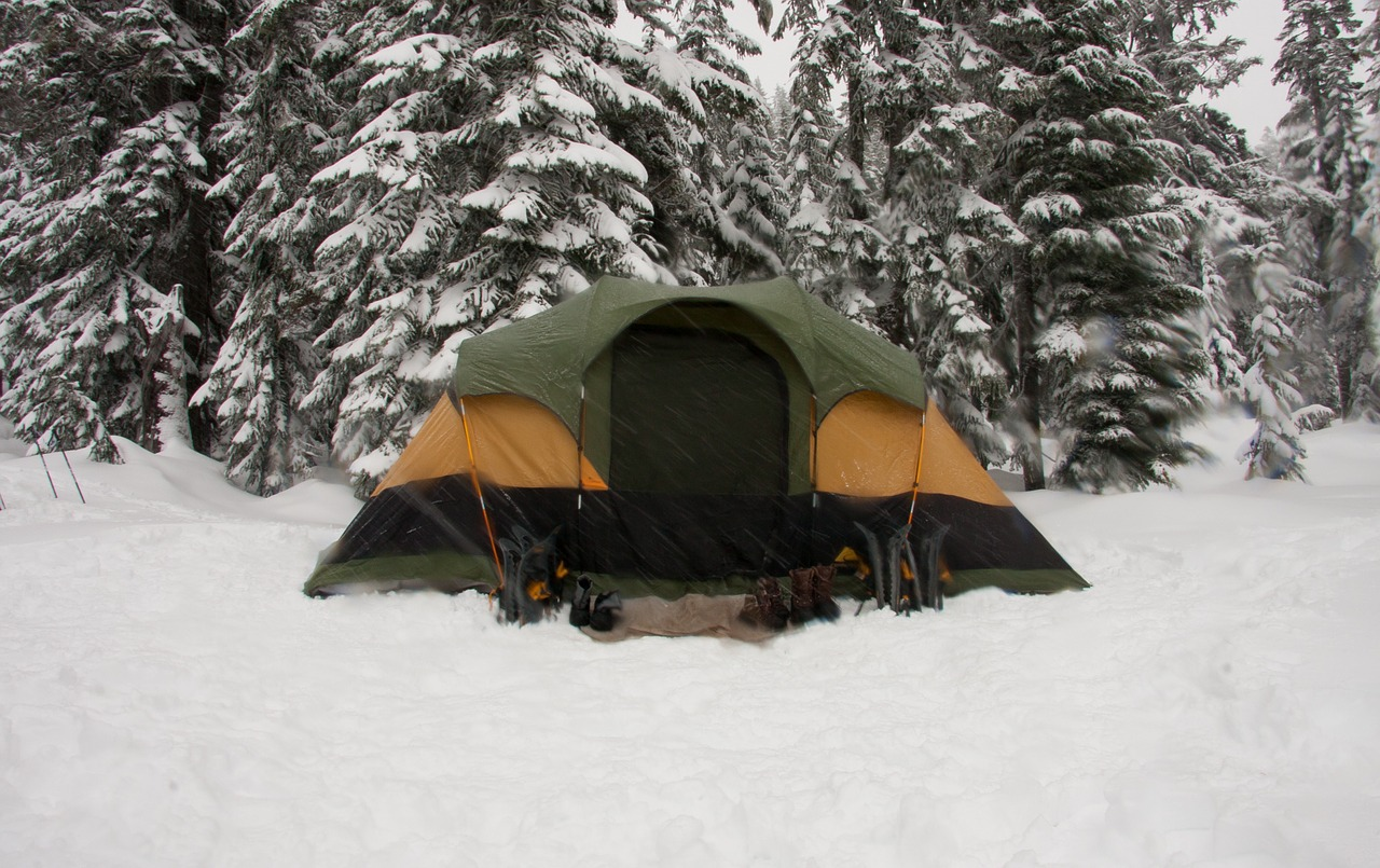 The Tent & Tent or Tarp for your Bug Out Bag - Outdoor Revival