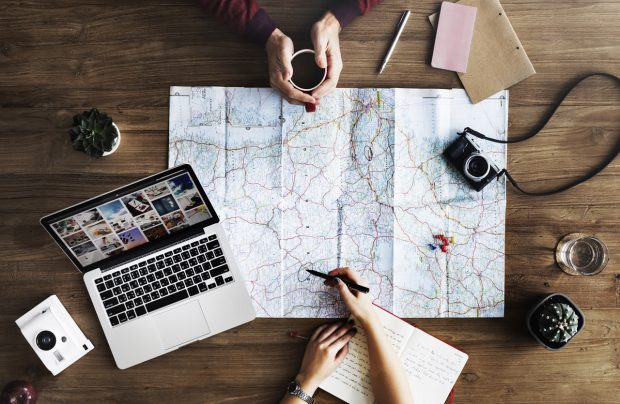Travel needs planning and saving