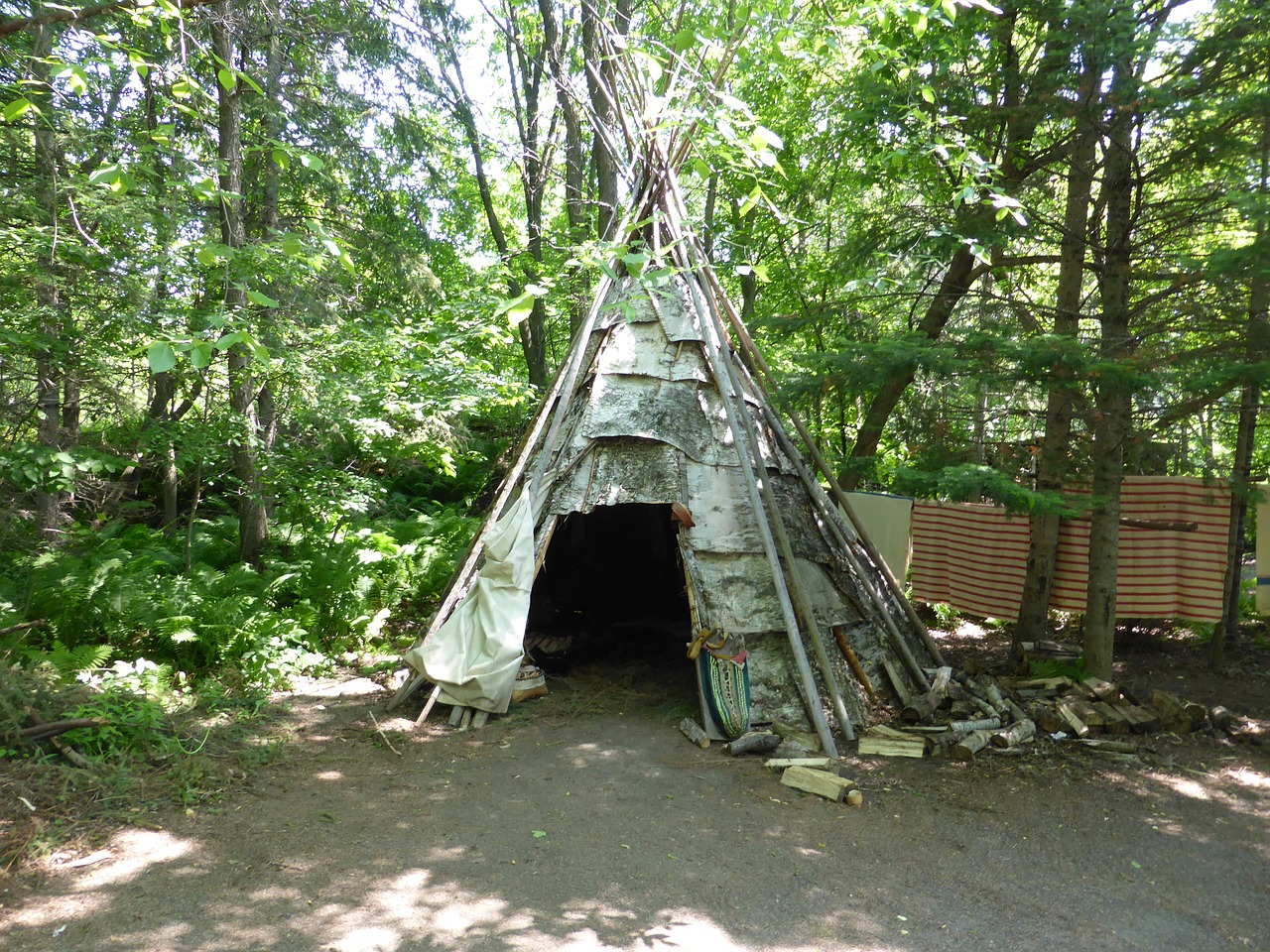 Building A Survival Shelter Outdoor Revival