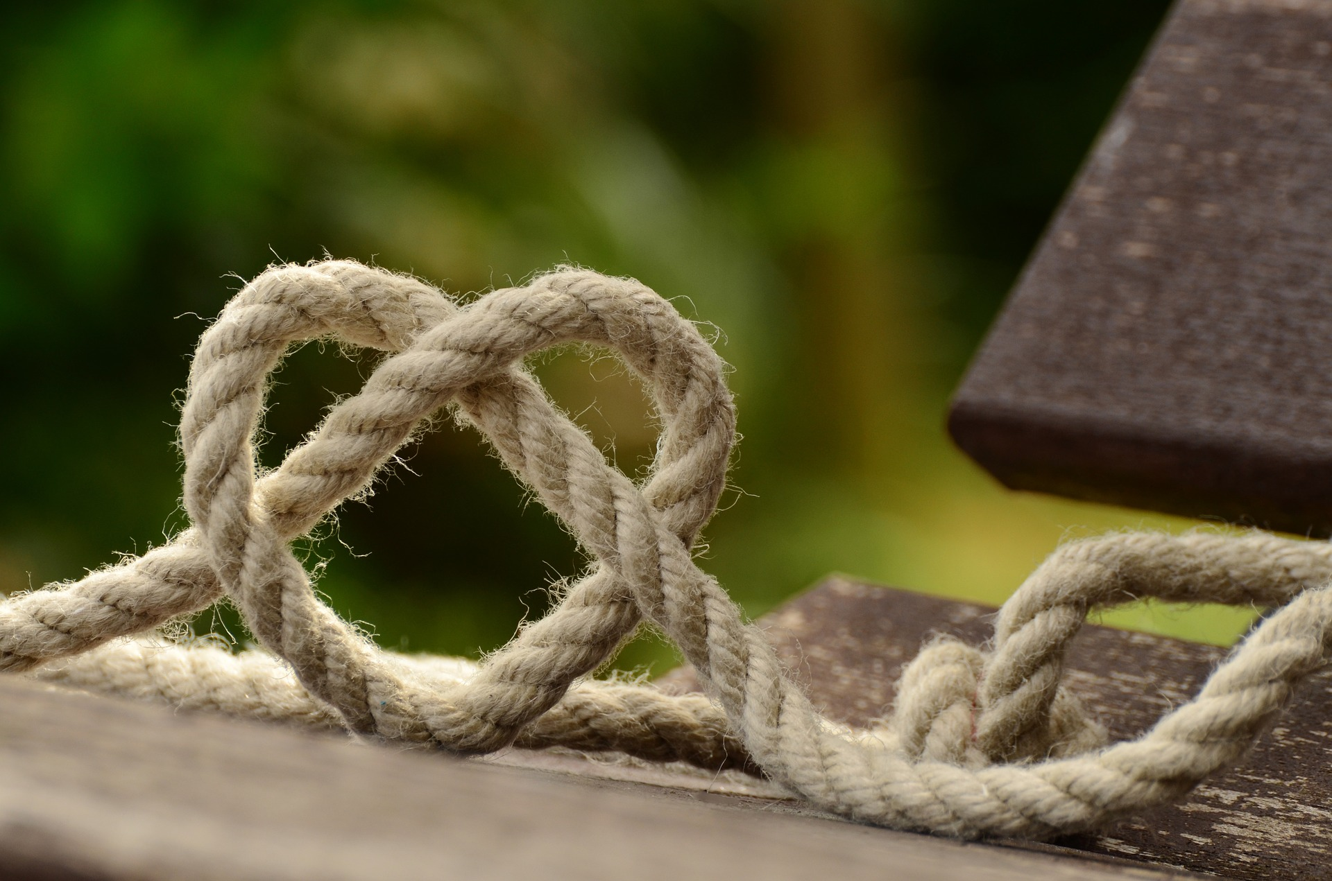Know the most common knots - they can be a life saver