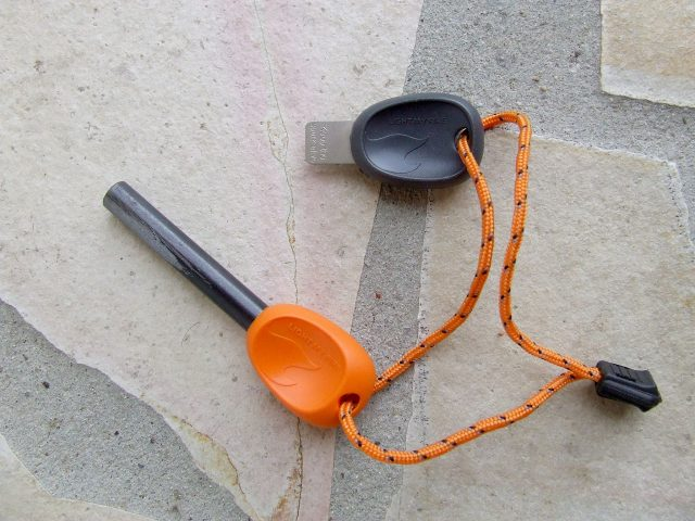 Firesteel, like any survival kit, is very essential to outdoor or camping activity.