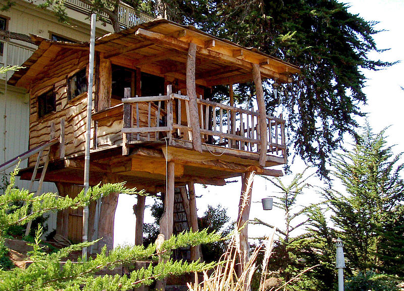 Outdoor Treehouse Part - 39: History Of Tree Houses U2013 A Childhood Dream Home