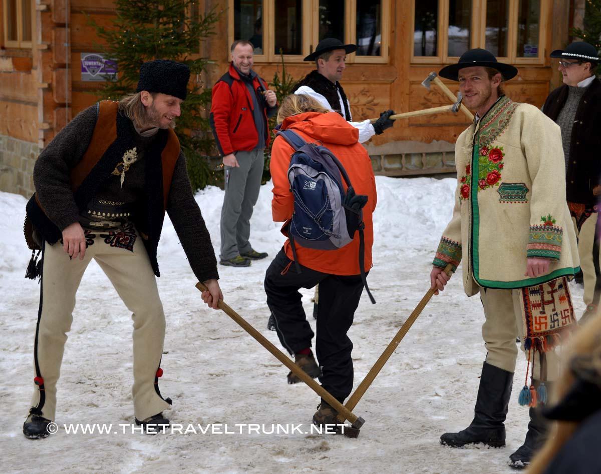 Zakopane Poland's Winter Sports Destination