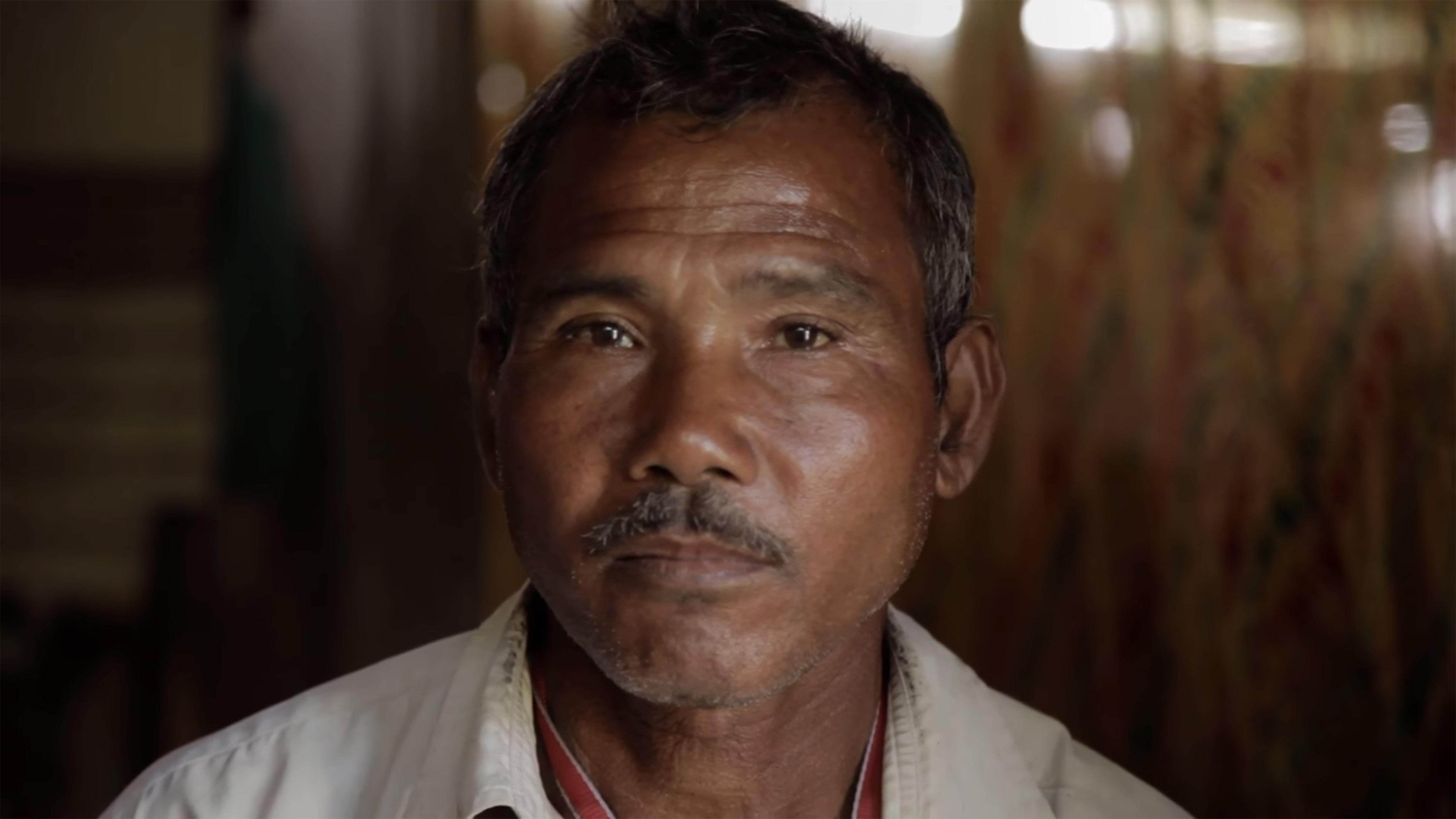 Jadav Payeng - Forest man