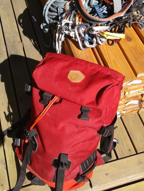 Wilder and Sons rucksack gear review