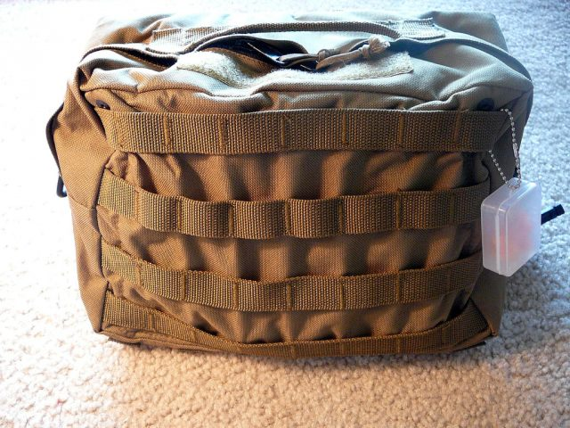 The Go Bag – Author: mr.smashy – CC BY 2.0
