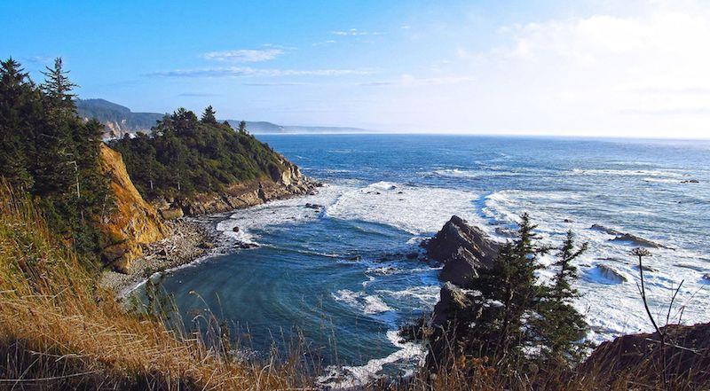 Coos Bay, Oregon - Image source