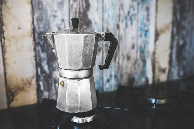 a percolator kettle is a great camping coffee maker