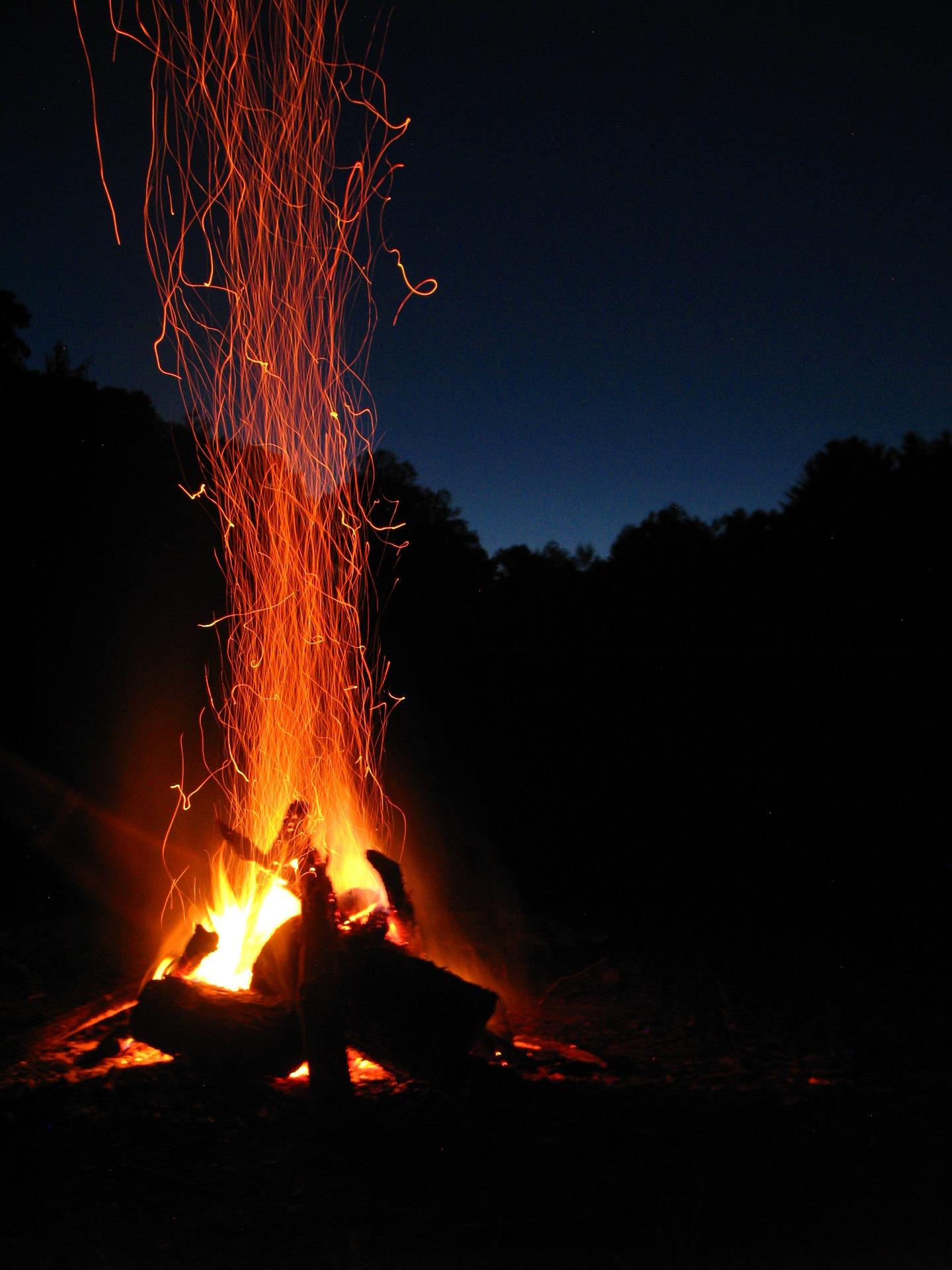 Start a fire anywhere