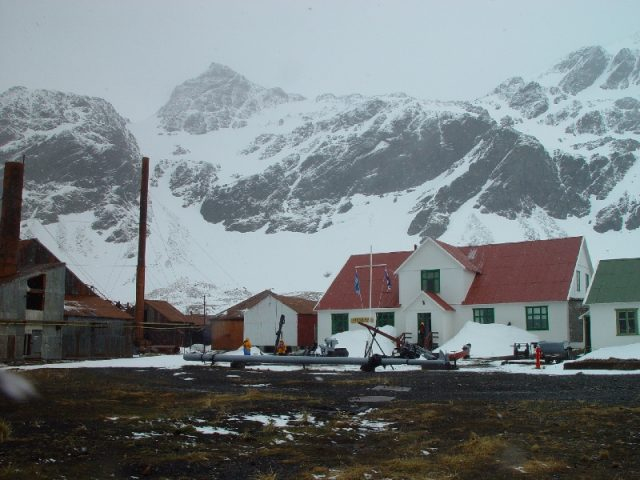 South Georgia Museum, Grytviken