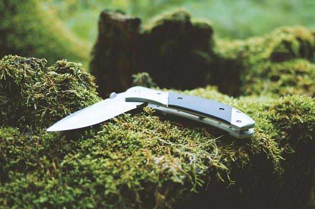 blade in the bush edc knife