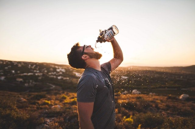 Water is life, drink more of it!