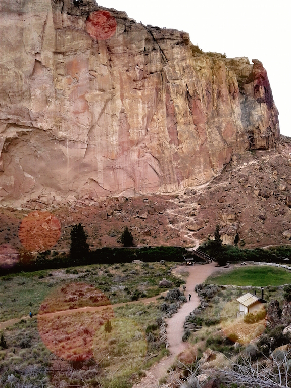 Smith Rock State Park climbing