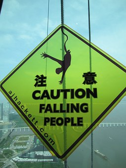 Bungee sign