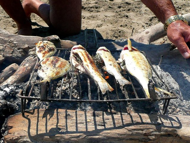 A great way to cook your catch