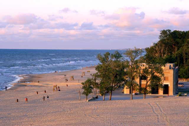 Indiana Dunes Beach Photo Credit