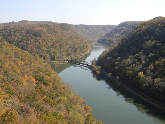 New River Gorge Photo Credit