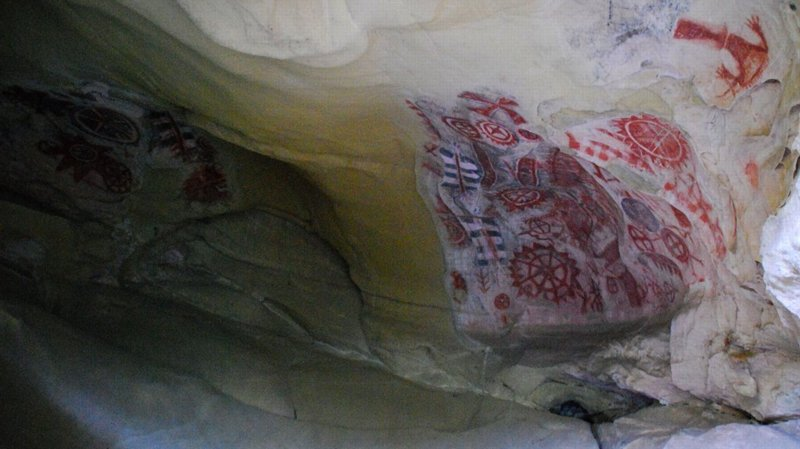 Chumash Painted Caves