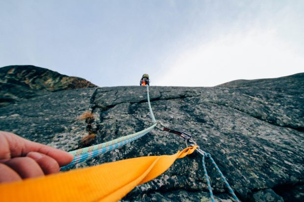 There are a number of knots you need to know before rock climbing.