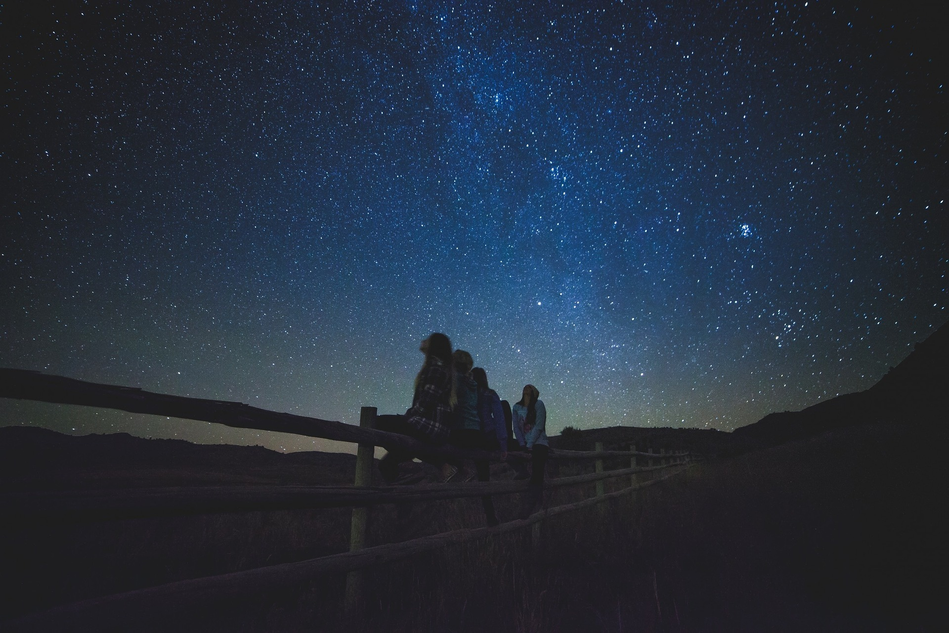 sleeping under the stars learning from the night sky outdoor revival