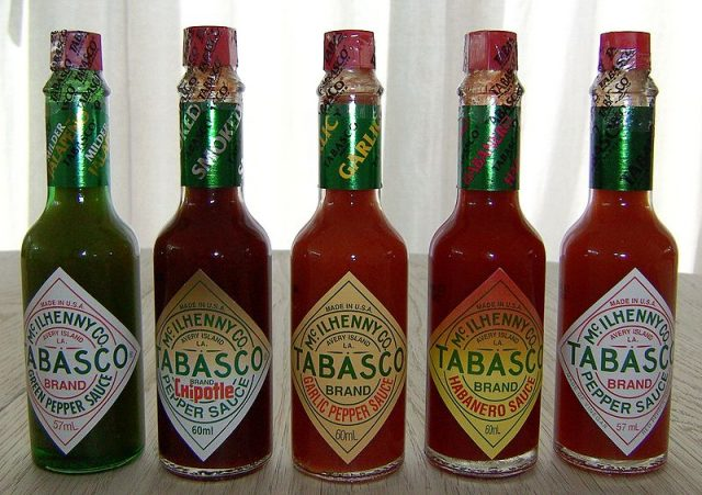 Tabasco Photo Credit