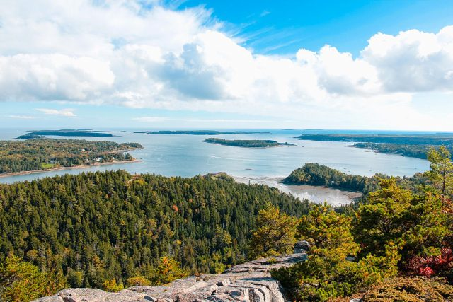 Acadia National Park, ME. Author: heipei – CC BY-SA 2.0