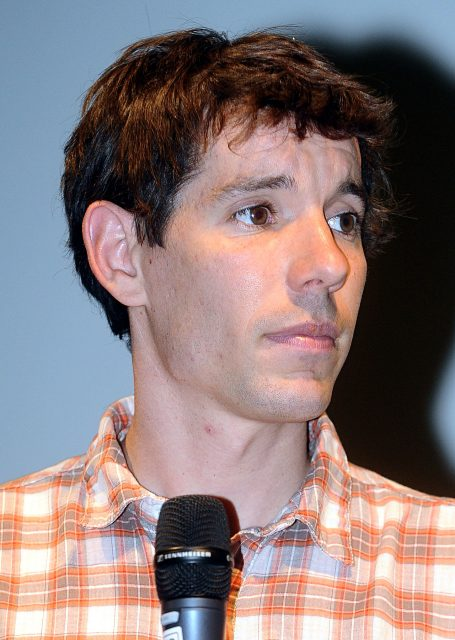 Alex Honnold – Author: Niccolò Caranti – CC BY-SA 3.0