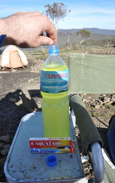Choosing The Best Water Filters When Out Hiking Outdoor