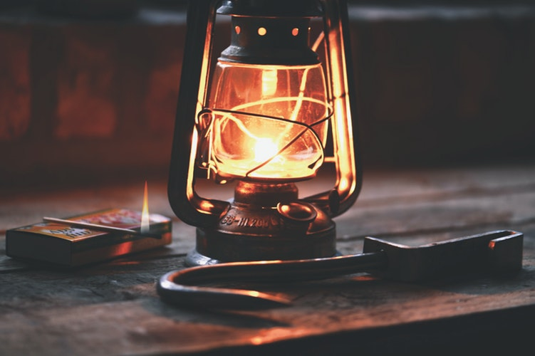 How To Build A Diy Oil Lamp