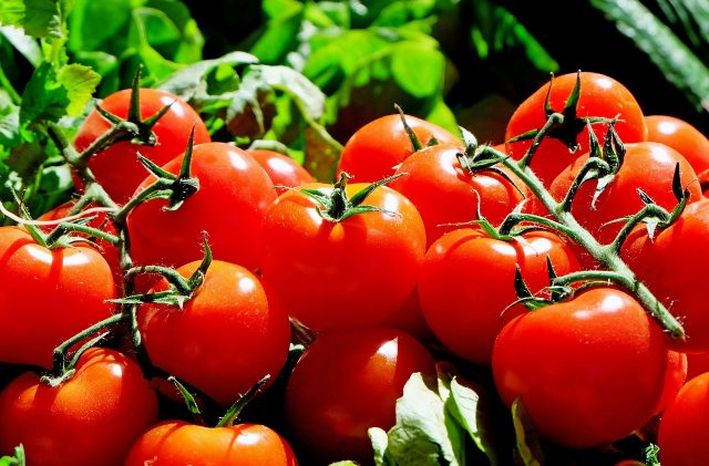 Tomatoes have many health benefits, including reducing the risk of heart disease and cancer