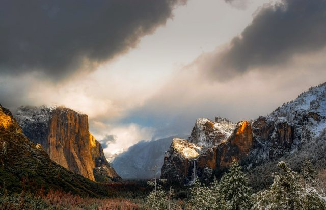 Working in Yosemite National Park can be a life-changing experience.