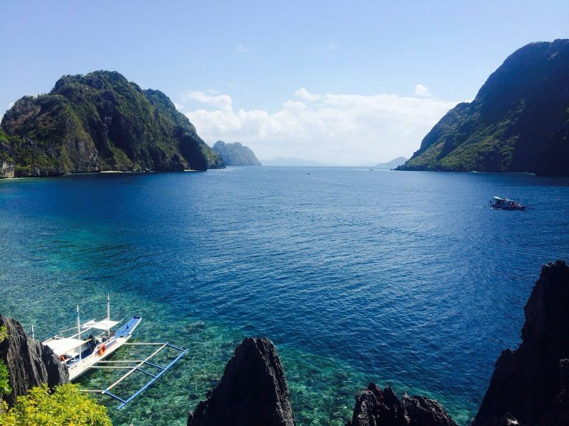 The watery world of Palawan
