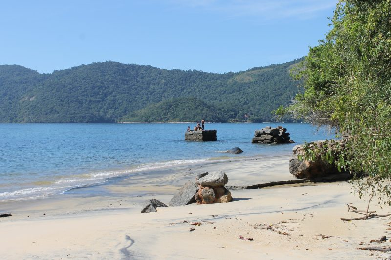 The peaceful island of Ilha Grande