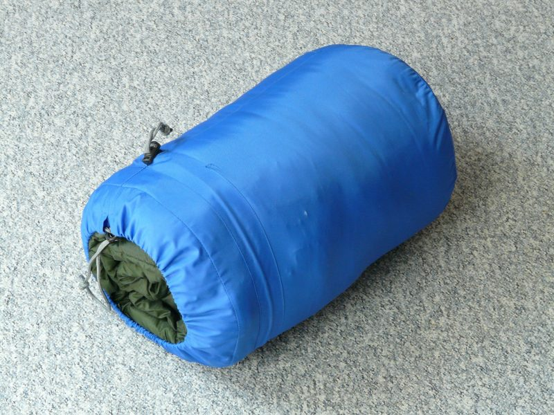 Sleeping bags – get the tog right
