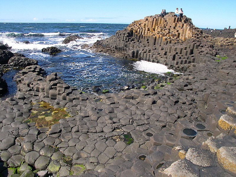 Giant's Causeway, Co. Antrim, Northern Ireland. Author: code poet - CC BY-SA 2.0