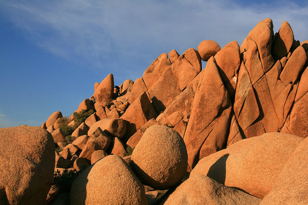 Giant Marbles in Joshua Tree National Park - Author: Brocken Inaglory - CC BY-SA 3.0