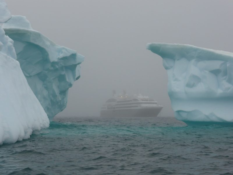 Nothing gets more adventurous than heading to Antarctica for a cruise adventure of a lifetime
